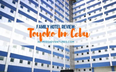 Family Hotel Review: Toyoko Inn Cebu