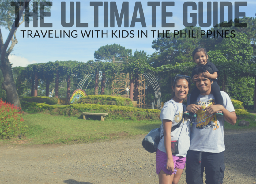 The Ultimate Guide to Traveling with Kids in the Philippines