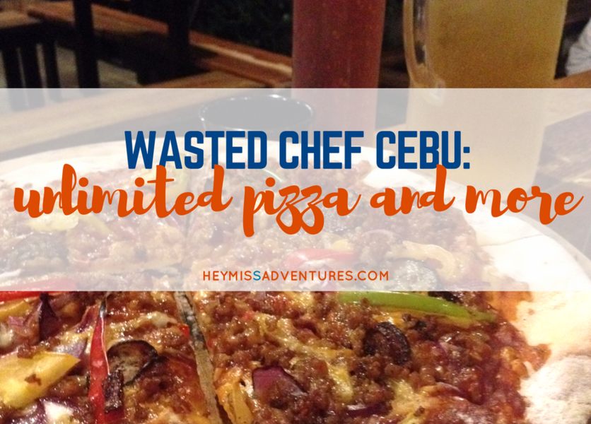 Get Wasted but Full with Unlimited Dining at Wasted Chef