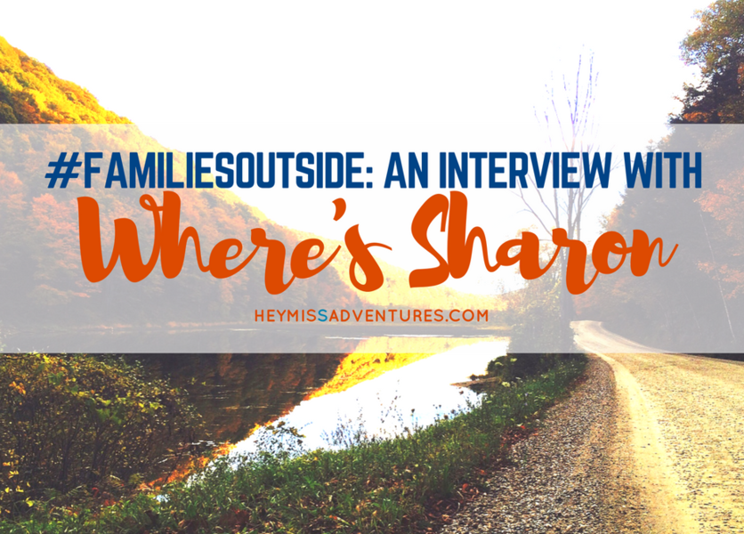 #FamiliesOutside: An Interview with Where's Sharon